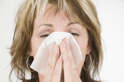 Основные причины возникновения хронического насморка