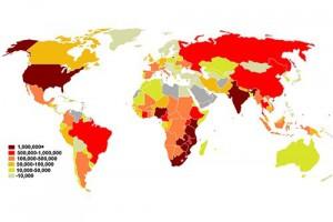 Миллион россиян инфицированы ВИЧ