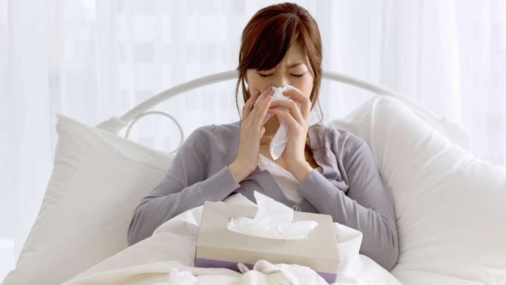 Погода влияет на активность иммунитета