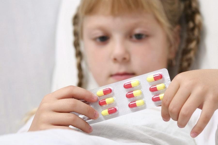 Антибиотики увеличивают риск развития ожирения у детей