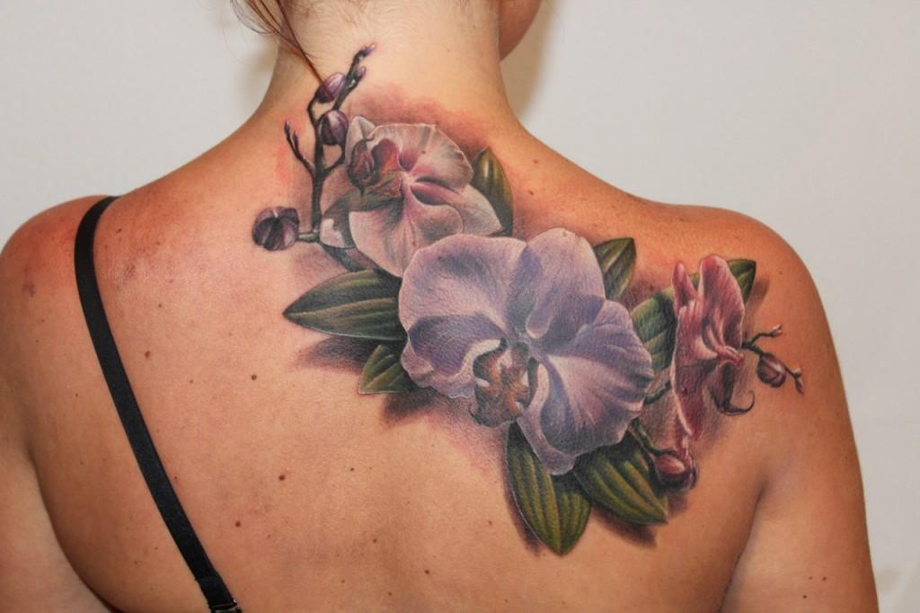 Татуировки способствуют укреплению иммунитета