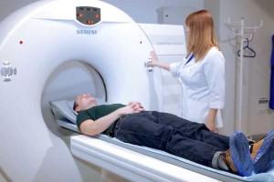 Диагностика с помощью компьютерной томографии
