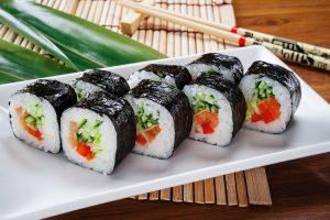 Суши. Разновидности суши и роллов