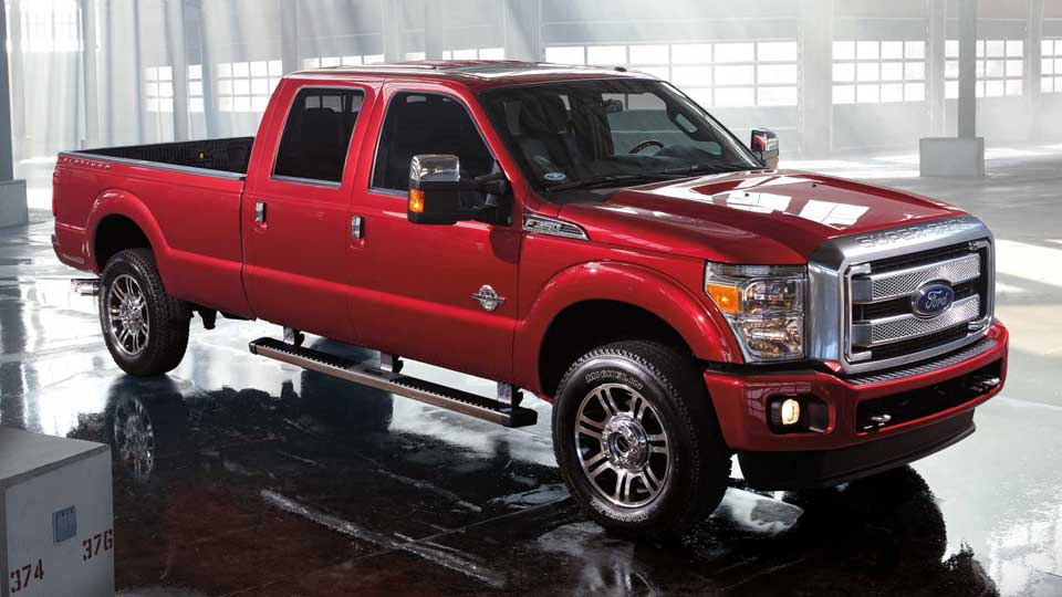 Что представляют собой Ford Lightning и дизельный Ford f250
