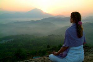 Медитация поможет избавиться от никотиновой зависимости