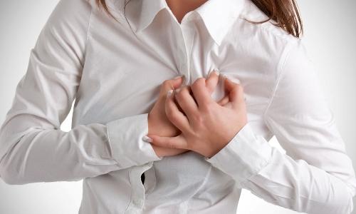 Особенности стенокардии