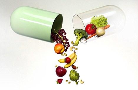 Выбор продуктов питания для укрепления иммунитета