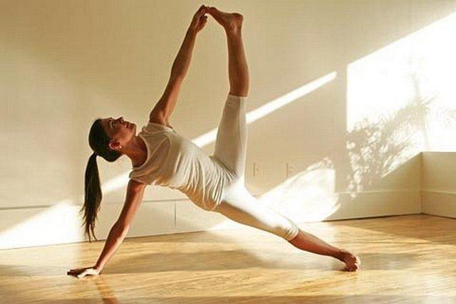 Йога снижает симптомы астмы