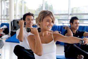 Физическая активность защищает от бактериальных инфекций