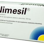 Свойства препарата «Нимесил»