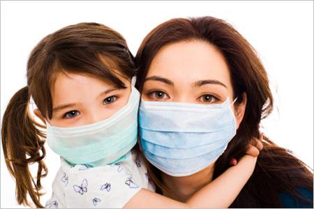 Люди, изолированные от инфекций, чаще заболевают