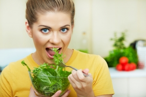 Листовые овощи из супермаркетов кишат различными инфекциями