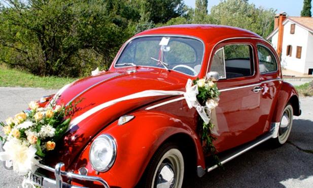 Выбираем авто для свадьбы