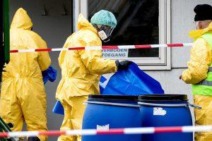 Во Франции обнаружили птичий грипп H5N8