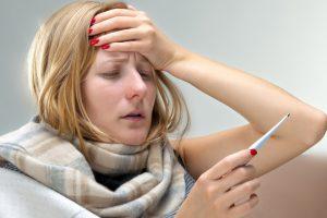 В Башкирии начался грипп