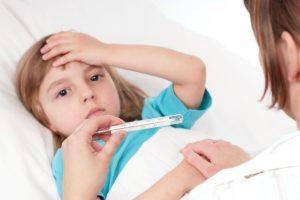 Если хилый, сразу — грипп