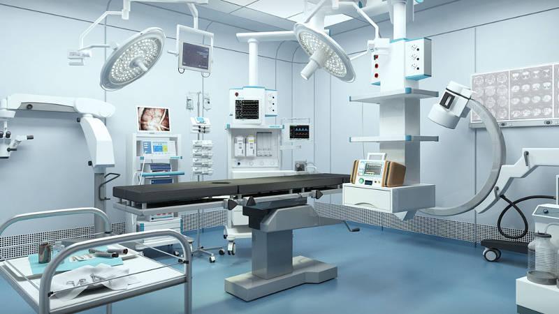 Больничное оборудование современности