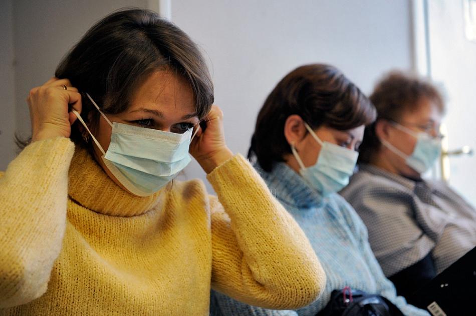 Из Нижнего Тагила уходит грипп