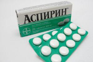 Аспирин предотвращает астму