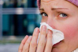 Почему зимой мы часто шмыгаем носом?