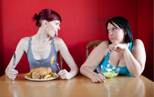 Булимия и анорексия, почему они существуют в нашем обществе