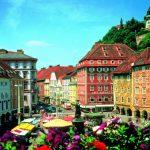 Август в Австрии