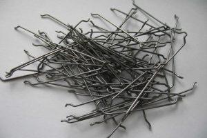 Разновидности металлической фибры