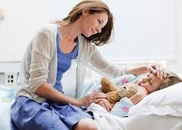 Лечение кашля у маленьких детей при бронхите