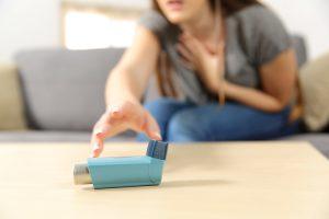 Витамин D защитит от приступов астмы