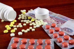Россияне продолжают закупаться лекарствами