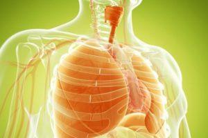 Симптомы уплотнения легочной ткани