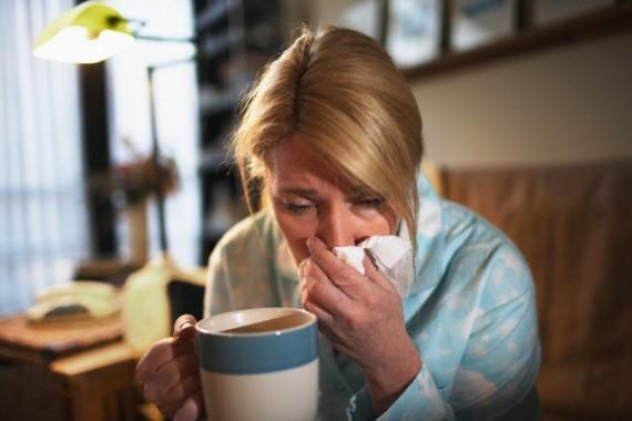 Упражнения при простуде