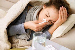 Семерым жителям Вологодчины поставлен диагноз «грипп»