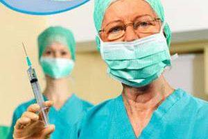 Прививка — лучшее средство защиты от гриппа
