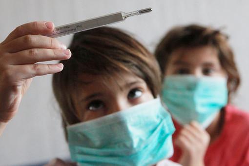 В России бушует эпидемия гриппа и ОРВИ