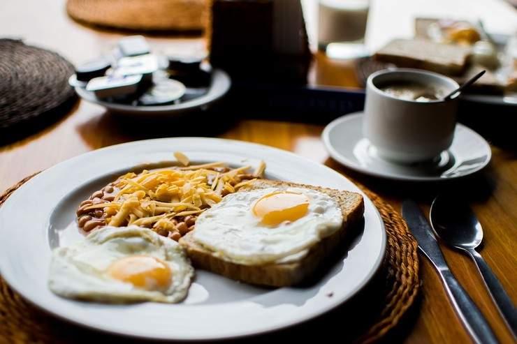 Лучшие варианты завтрака, укрепляющие иммунитет