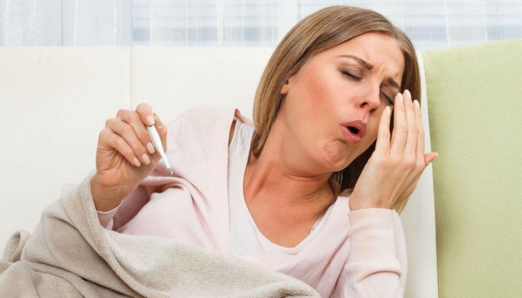 5 чаев, которые помогут, если у вас кашель
