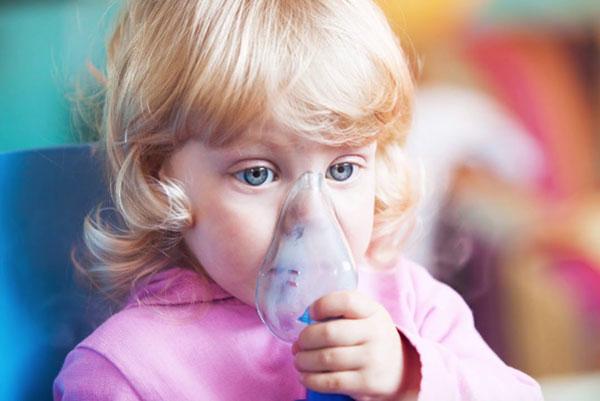 Астма у детей: симптомы и лечение