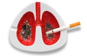 Как влияет сигаретный дым на легкие?