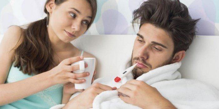 Грипп и ОРВИ: профилактика простуды
