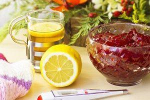 Народные средства при гриппе и простуде