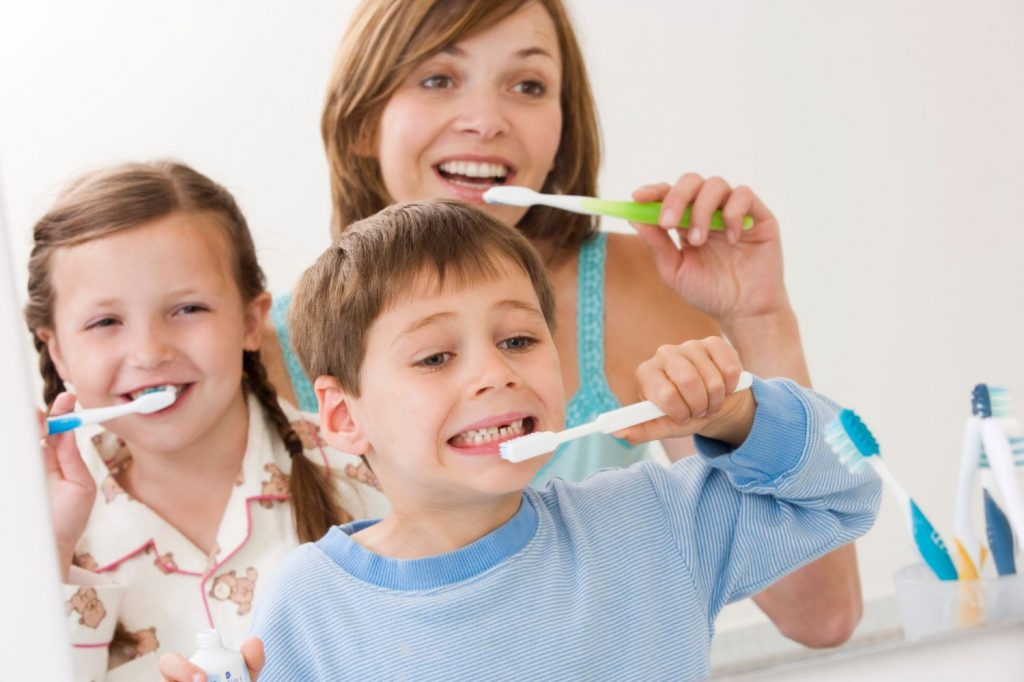 Важные правила детской гигиены