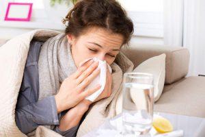 У кого больше шансов «подхватить» простуду