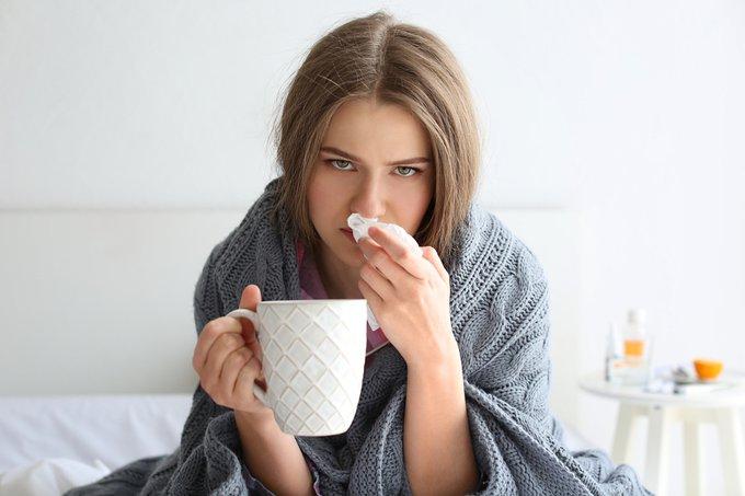 Как не заболеть: 10 мифов о простуде и гриппе