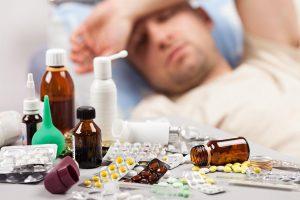 Роспотребнадзор предупредил о широком распространении гриппа