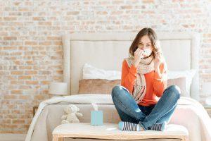 4 продукта, которые помогут вам бороться с гриппом