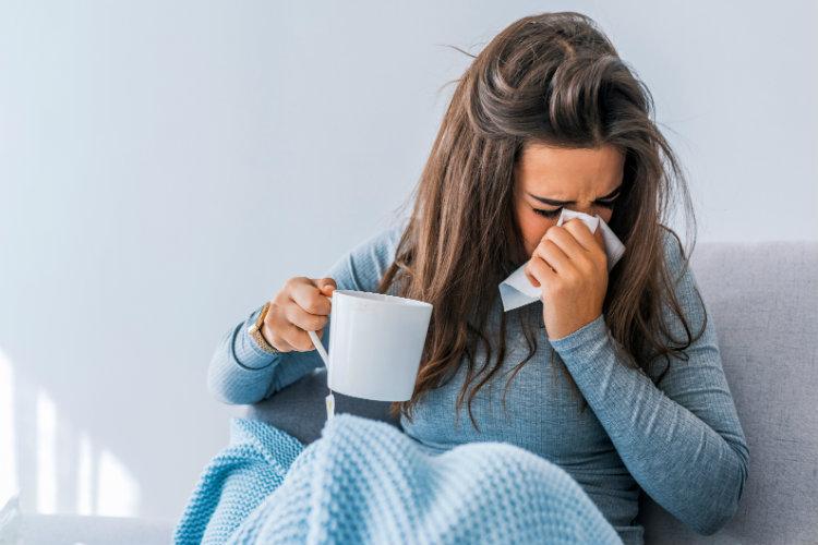 Популярные мифы о простуде и ОРВИ
