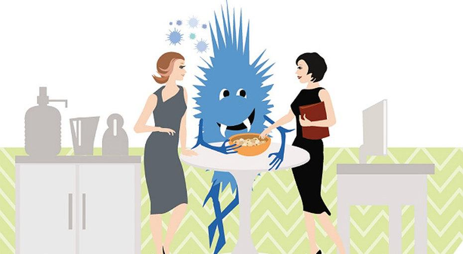 Как пережить сезон гриппа и ОРВИ? Наш краткий курс спасения