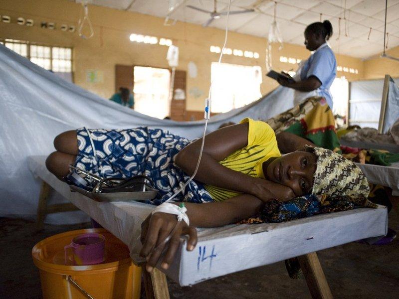 В Судане подтверждены четыре случая смерти от холеры