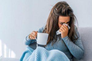 Осенняя простуда: как вылечиться без медикаментов